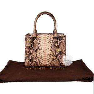 Michael Kors Collection Small Casey Satchel